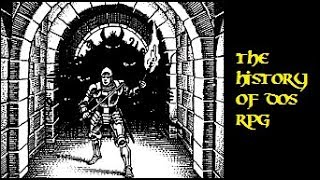 The History of DOS RPG: The Year 1998 (Final Part of the Series)