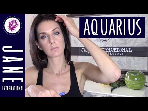 Aquarius - Two Choices - Choose The New Thing! March 2018