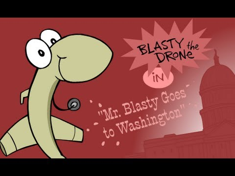 Rand Paul & Mr. Blasty Go To Washington