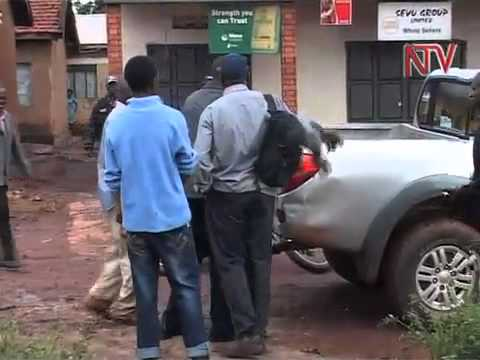 Besigye walk to work drama