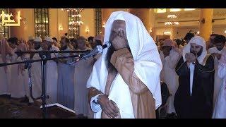 اذا لم تحضر القنوت مع الشيخ عادل الكلباني ليلة 27 فقد فاتك الكثير .. استمع اليه هنا