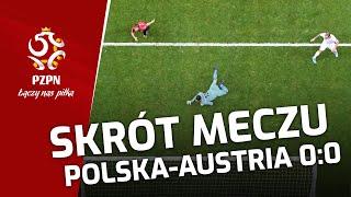 Skrót meczu Polska – Austria