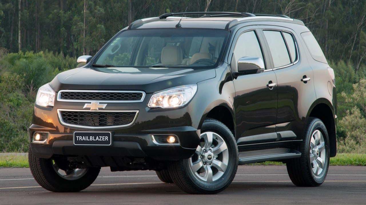 Наши Тесты Chevrolet TrailBlazer 2.8 Duramax 2013