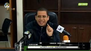 Venezuela - Nicmer Evans: El desfalco a la Nación ha sido de 500 mil millones de dolares - VPItv