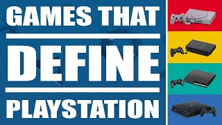 25 Years Of PlayStation - One Second From The Games That Defined Each Generation
