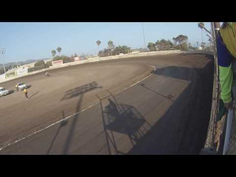 IMCA Modified Heat Race Ventura Raceway - 8-27-26
