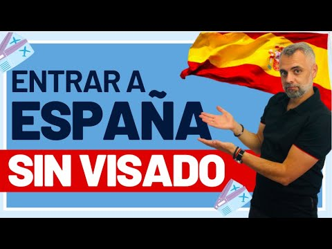 La entrada a España sin visado: requisitos