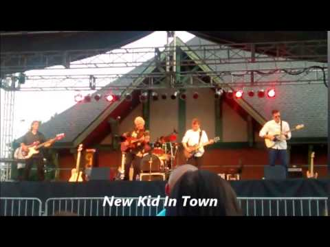 Heartache Tonight Band - A Eagles Tribute in Peoria, Illinois 8-1-15
