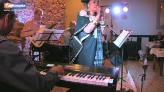 Celina Pereira - Homenagem ao Bana - Música no Restaurante Cantinho do Jorge (1)