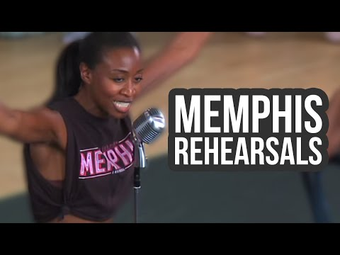Beverley Knight And Cast Of Memphis The Musical Prepare For London Premiere