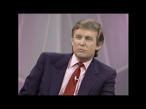 Donald Trump Tells Oprah in 1988 What He Would Do as President