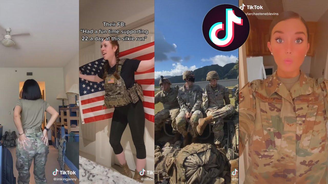 Military Tik Toks That Will Make You HAPPY