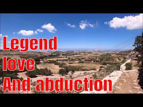 Mosta Legend of Ġnien l-Għarusa tal-Mosta - Mosta Bride Garden , MALTA