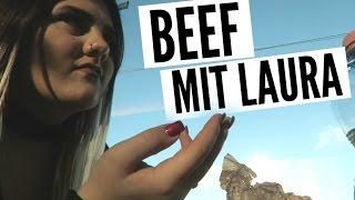 BEEF MIT LAURA - VLOGMAS #2