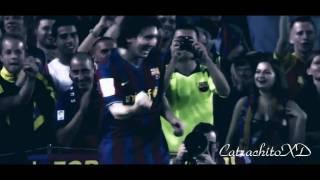 FC Barcelona 2009-2010 We Rule The World HD
