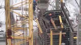 видео Комплекс опалубочных работ