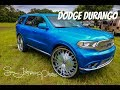 Candy paint Dodge Durango on Dub Wheels in HD (must see)
