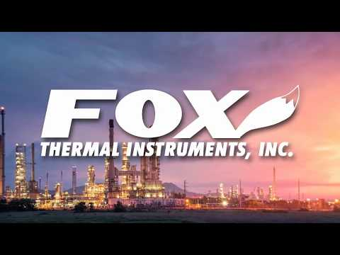 Fox Gas Mass Flow Meters in Oil & Gas Applications