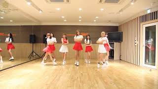 AOA (에이오에이) - Heart Attack (심쿵해) | Dance Practice Mirrored (…