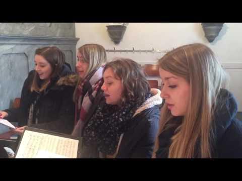 Christmas Lullaby - John Rutter - touCHant a cappella