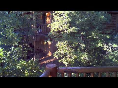 A walk around Cabin #26 at Lake of the Woods Cabins in Pinetop, AZ