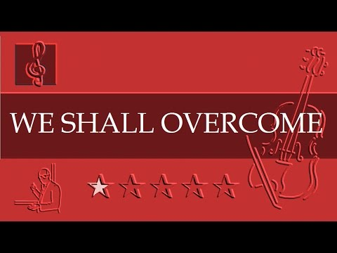 88 Mb We Shall Overcome Sheet Music Free Download Mp3