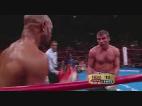 Roy Jones Jr vs Joe Calzaghe