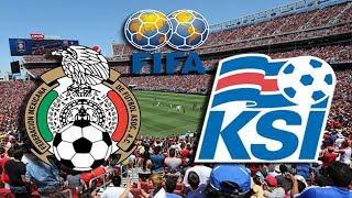 MÉXICO VS ISLANDIA | 23 DE MARZO DEL 2018 PARTIDO AMISTOSO EN VIVO  ONLINE FIFA