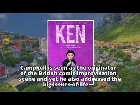 Practical joker Ken Campbell has the last laugh