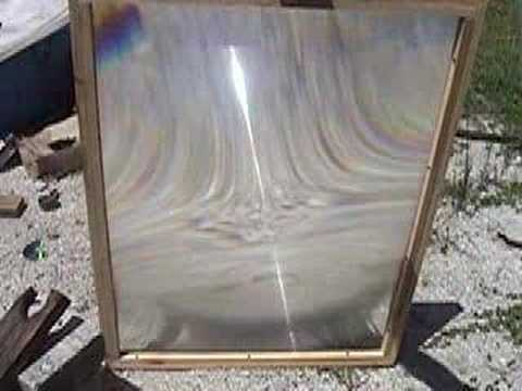 FRESNEL LENS 9 SUN COLLECTOR SOLAR POWER SPOT uv stable