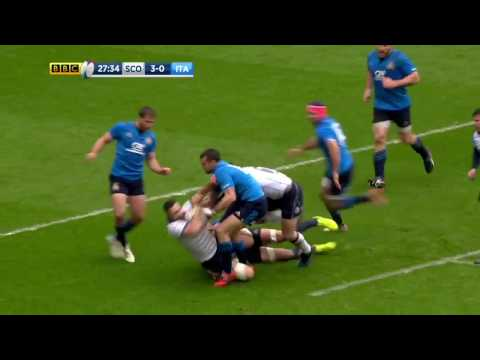 HIGHLIGHTS | Scotland v Italy - RBS 6 Nations