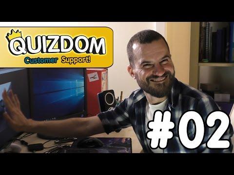 Quizdom - Customer Support #02