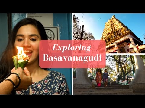 Landmarks in Basavanagudi | A Day Tour  | Explore Bangalore in Karnataka guide discovery budget food
