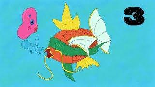 Karpador die GOTTHEIT 🐠 6 Karpadore vs. Pokemon Gelb (#003)