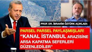 \KANAL İSTANBUL ARAZİSİNE OTOBÜSLERLE ARSA KAPATMAYA GİTTİK\
