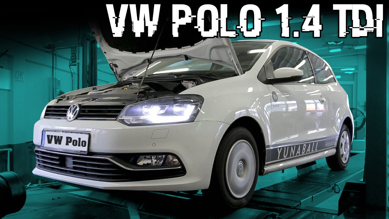 Chip Tuning Box Chiptuning VW Polo 1.2 TDI 75 PS 6R