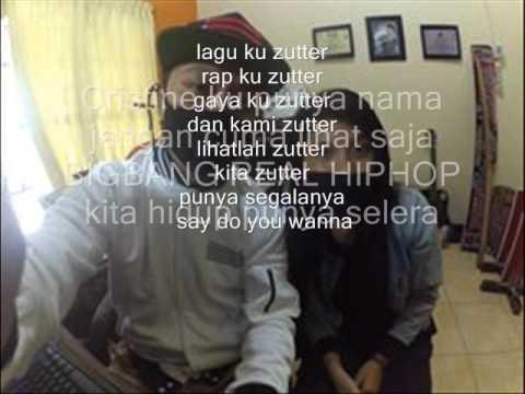zutter (Indonesian version) lyric