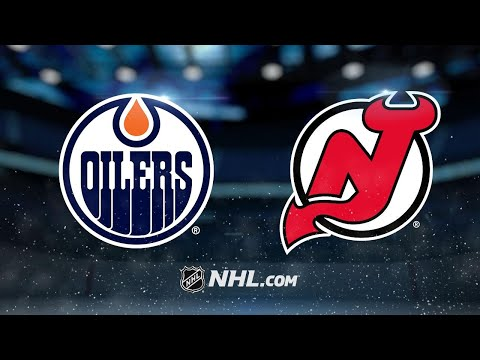 Draisaitl pots OT winner as Oilers beat Devils, 3-2