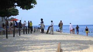 A zanzibar, le tourisme fait fi du coronavirus