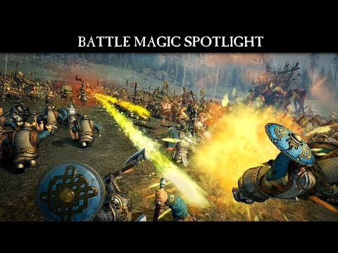 Total War: WARHAMMER - Battle Magic Spotlight [ESRB]