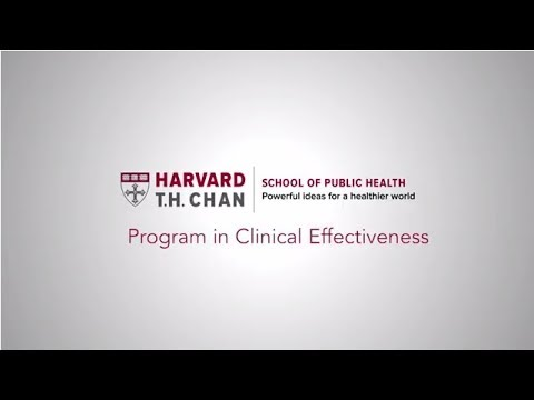 Program in Clinical Effectiveness