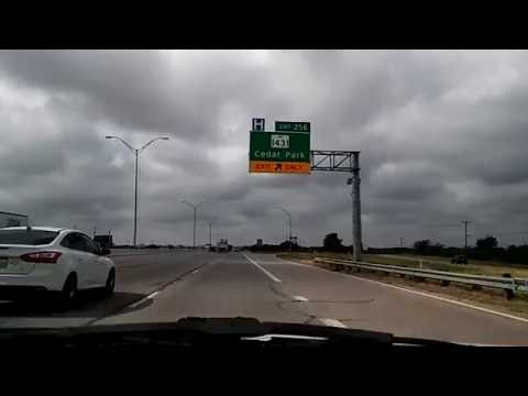 I-35 to Round Rock Texas...