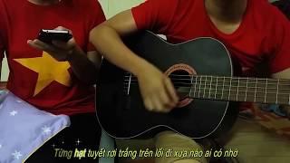 Hoa Tuyết - Snow Flower -- Guitar Cover