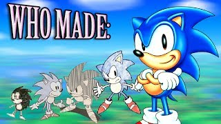 Who Made Sonic the Hedgehog?