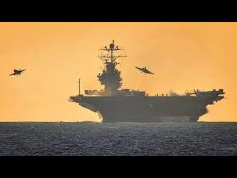 The U S  Navy Is Upgrading Its Aircraft Carriers to Fight from 1000 Miles Away