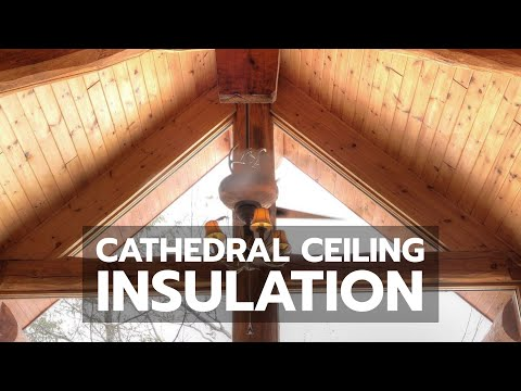 CATHEDRAL CEILING INSULATION: Best Practices for Cold Climates