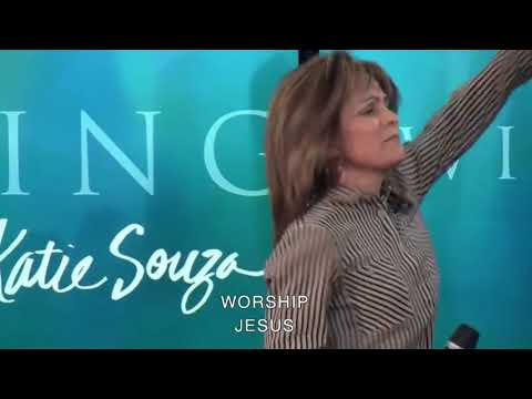 Katie Souza...From the Partnering with the Angelic Conference, Day 1 on Jan  26, 2018