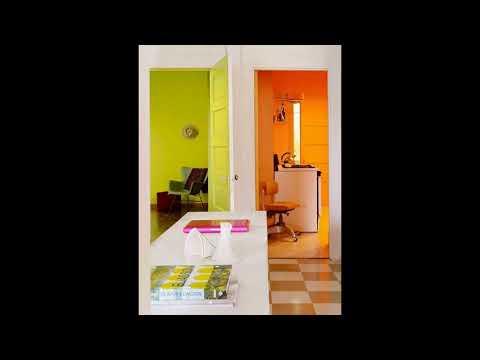 Дизайн квартиры - осенние мотивы.