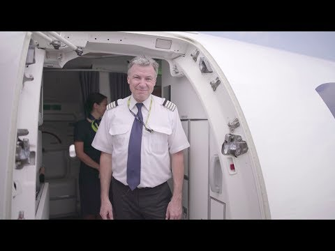 Inside airBaltic's Bombardier CS300: A tour with a captain