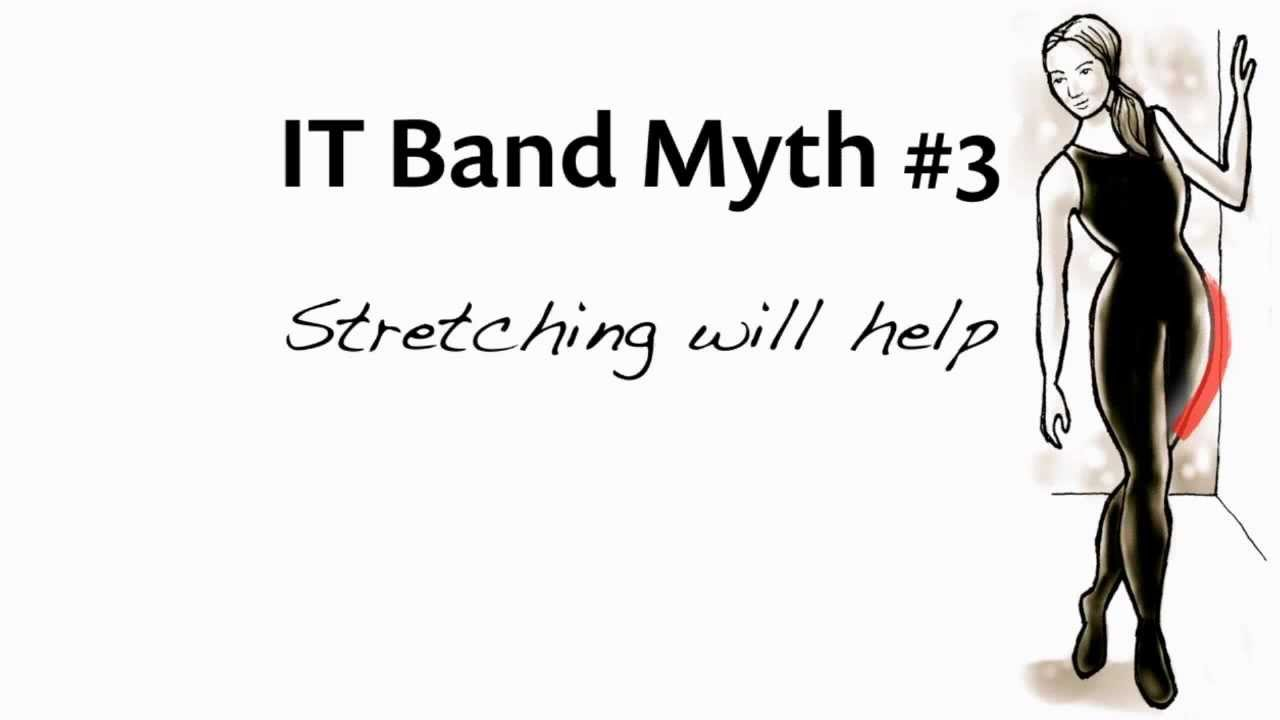 IT Band Myth #3: Quite a Stretch! - YouTube